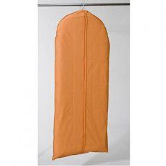 Obal na obleky a dlouhé šaty Compactor 60 x 137 cm - oranžový