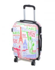 Cestovní kufr malý S E-batoh