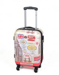 Cestovní kufr LONDON III malý S
