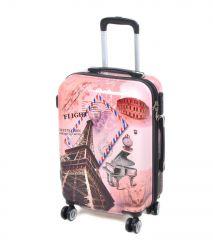 Cestovní kufr PARIS malý S