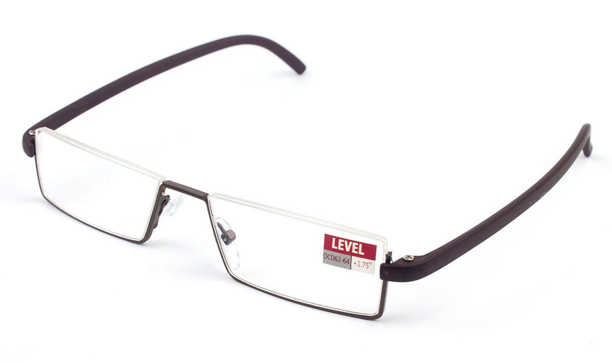 Dioptrické brýle Level 1001-2 / +4,00