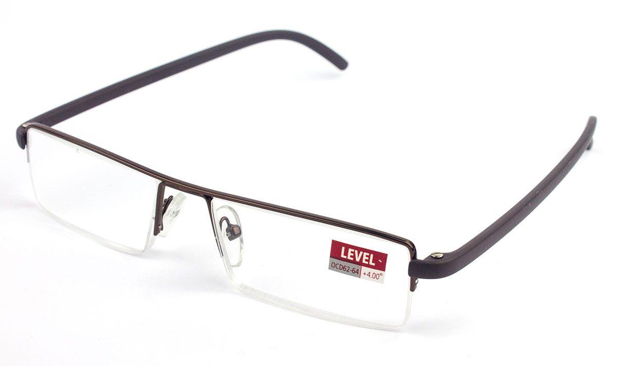 Dioptrické brýle Level 1002-1 / +3,00