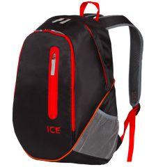 Batoh ICE 7562 - černá/oranžová