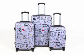 Cestovní kufry sada ABS STREET STYLE TR-A29E