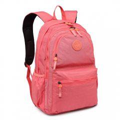 Kvalitní lososový batoh s vodoodpudivou úpravou Miss Lulu