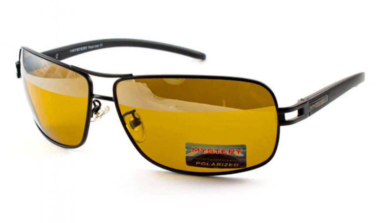 Polarizační brýle MYSTERY MS0001-C2 Cat.2 E-batoh
