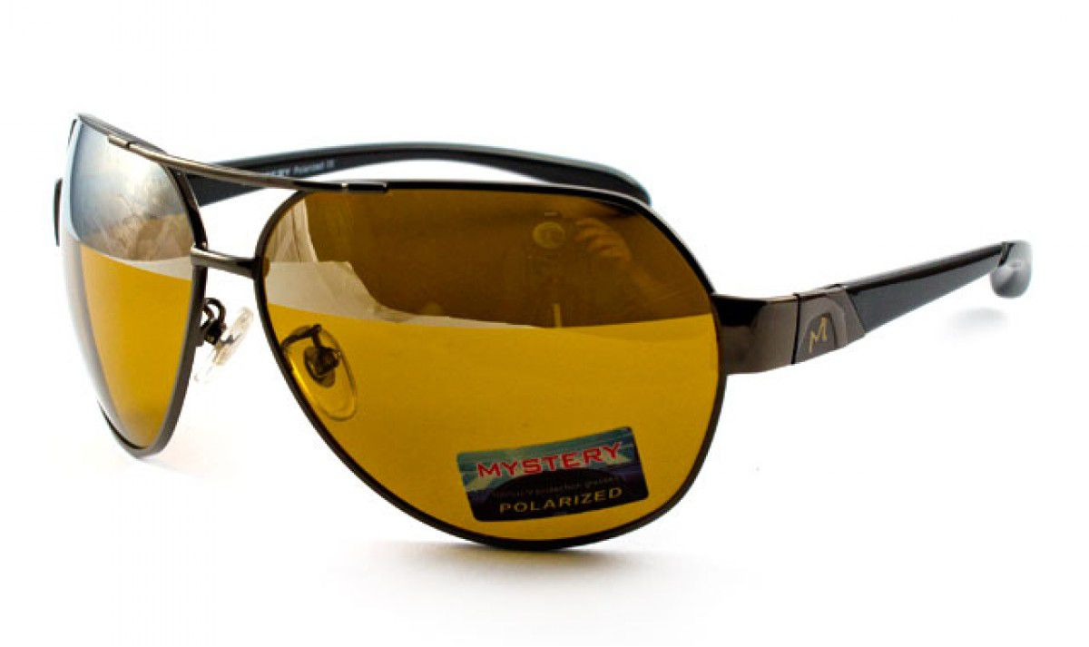Polarizační brýle MYSTERY MS0029-C3 Cat.2 E-batoh