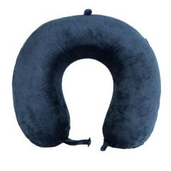 Travelite Neck Pillow Navy