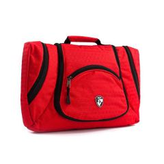 Heys Ecotex Toiletry Bag Red