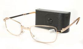 SKLÁDACÍ dioptrické brýle A050 PD 62-64  +0,75