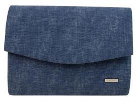 Luxusní modré riflové psaníčko SP132 GROSSO