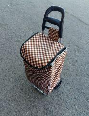 Nákupní taška na kolečkách 2