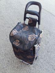 Nákupní taška na kolečkách 3