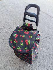 Nákupní taška na kolečkách 4