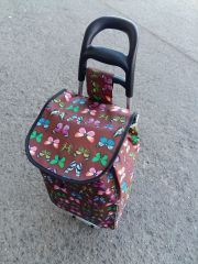 Nákupní taška na kolečkách 5