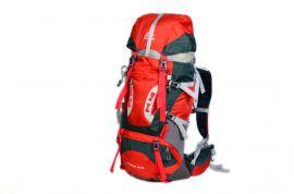 Cestovní KROSNA 50L červená E-batoh