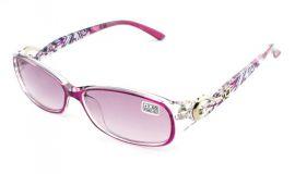 Dioptrické brýle Vista 380-C42 / +1,00 zatmavené