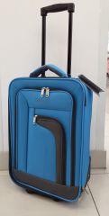 Trolley-CASE TC-884  2w malý XS modrý