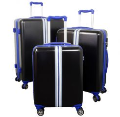 Cestovní kufry sada RACING  L,M,S