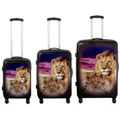 Cestovní kufr LEV malý S