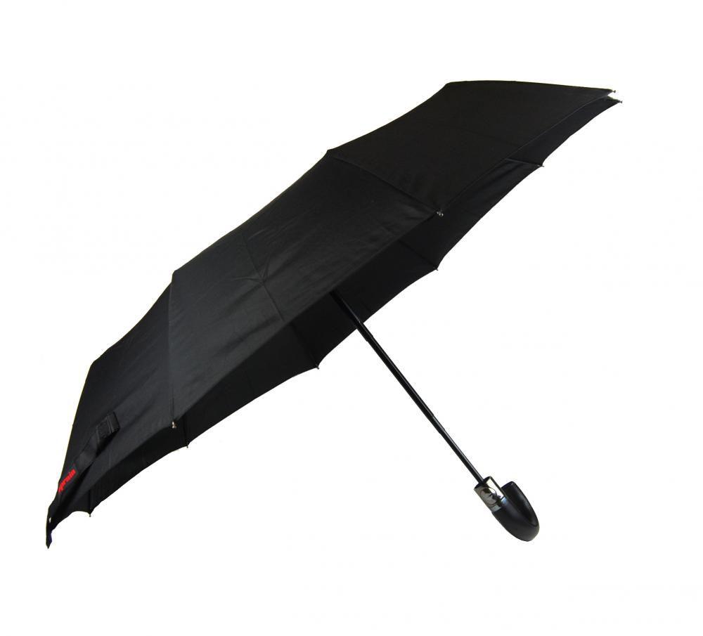 New Berry pánský automatický deštník černý A-011