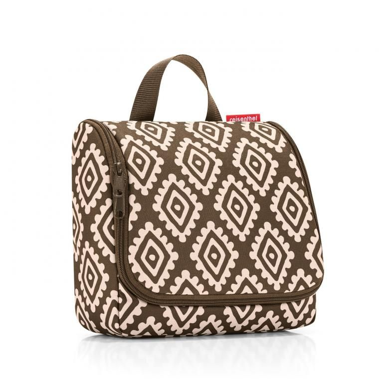Reisenthel ToiletBag Diamonds Mocha