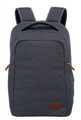 Travelite Basics Safety Backpack Anthracite E-batoh