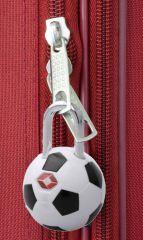 TSA zámek fotbalový míček