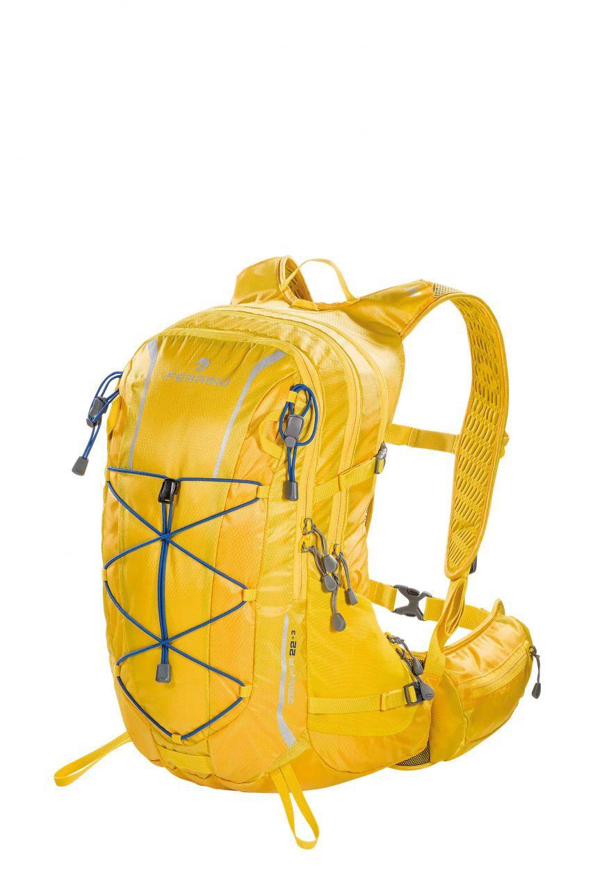 Batoh Ferrino ZEPHYR 22+3 NEW žlutý