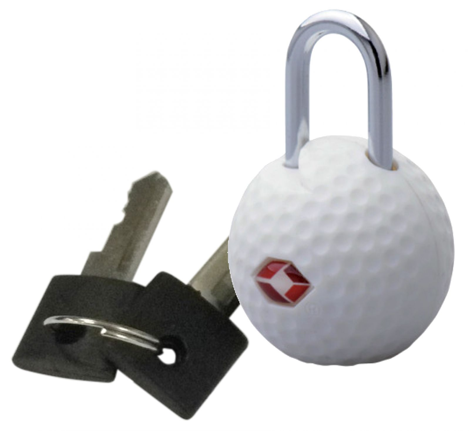 TSA zámek golfový míček