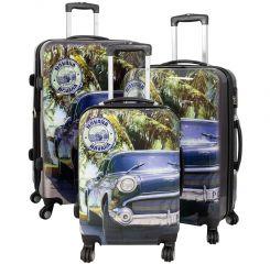 Cestovní kufr HAVANA velký L