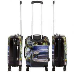 Cestovní kufr HAVANA malý S MONOPOL E-batoh