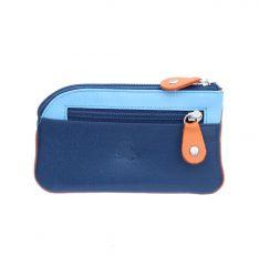 Klíčenka Carraro Neon 861-NN-05 modrá E-batoh