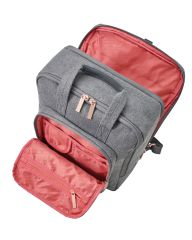Titan Barbara Backpack Grey E-batoh