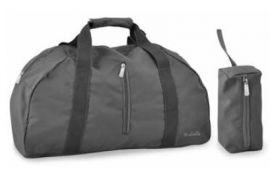 Skládací cestovní taška Dielle Lybra 373-13 šedá E-batoh