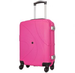 Cestovní kufr CURYCH S PINK BRIGHT