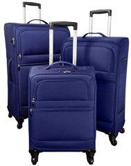 Cestovní kufry sada SIZILIEN L,M,S BLUE BRIGHT