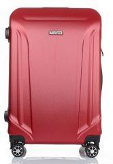 Cestovní kufr ABS T-Class 796 s TSA RED velký L