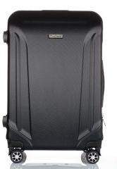 Cestovní kufr ABS T-Class 796 s TSA BLACK velký L