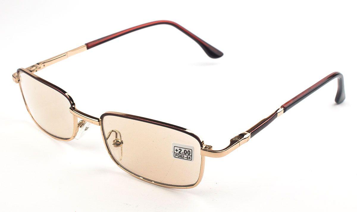 Samozabarvovací dioptrické brýle 7069 vakko SKLO +6,00 E-batoh