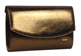 Bronzové společenské dámské psaníčko SP128 GROSSO