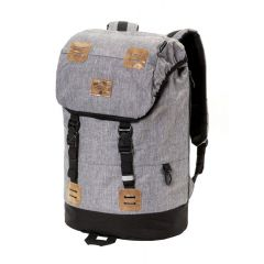 MEATFLY PIONEER 3 BACKPACK A - HEATHER GREY