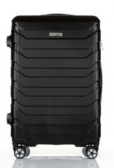 Cestovní kufr ABS-PC T-Class 618 s TSA BLACK malý S