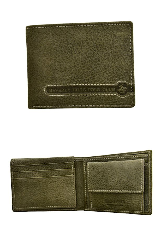 Peněženka BHPC Tucson BH-395-23 khaki