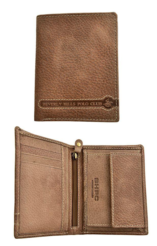 Peněženka BHPC Tucson BH-396-75 tabáková