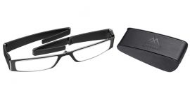 SKLÁDACÍ dioptrické brýle MR26 BLACK+2,50 MONTANA EYEWEAR E-batoh