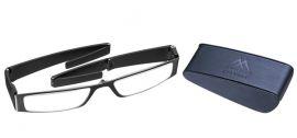 SKLÁDACÍ dioptrické brýle MR26B BLUE+3,50 MONTANA EYEWEAR E-batoh