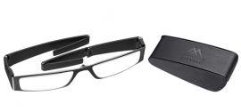 SKLÁDACÍ dioptrické brýle MR26 BLACK+3,00 E-batoh