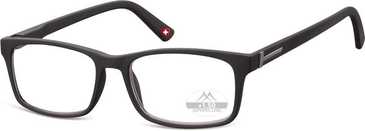 Dioptrické brýle Lihhtweight MR73 BLACK+3,00