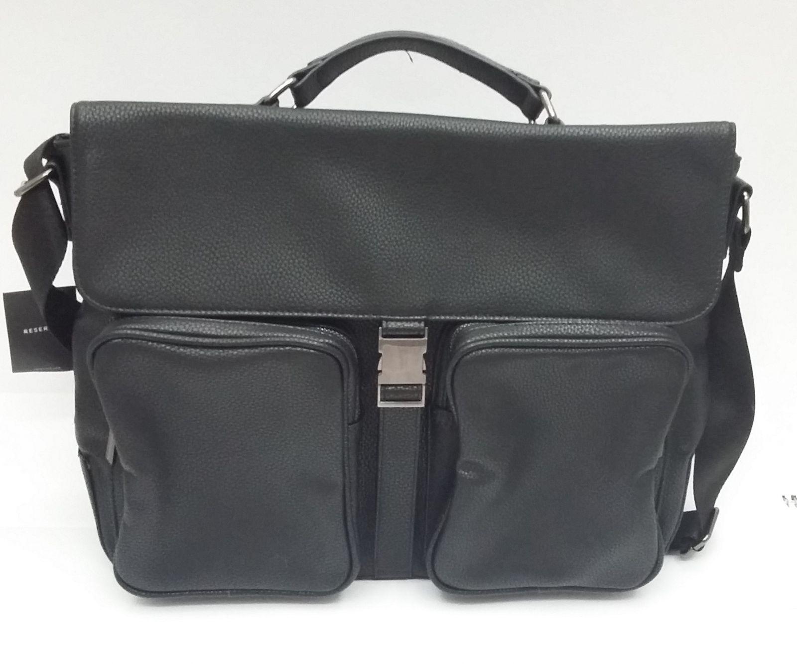 Panská aktovka SX 055 - černá